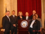 Councilwoman Hill leads delegation to Captiol Hill to meet with Congress