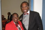 Councilwoman Hill & Commissioner John Wiley Price